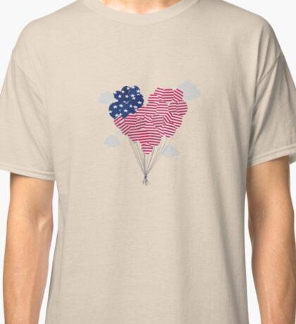 Balloons USA Classic T-Shirt