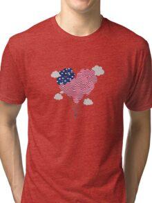 Balloons USA Tri-blend T-Shirt