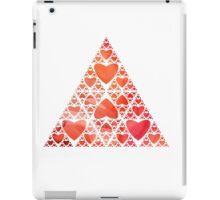 Red Heart Sierpinski Triangle iPad Case/Skin