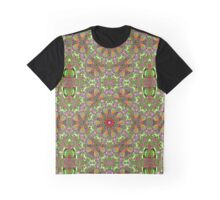 Colorful artistic pattern Graphic T-Shirt