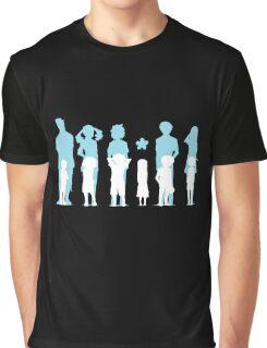 Ano Hi Mita Hana no Namae o Bokutachi wa Mada Shiranai Graphic T-Shirt