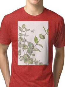 Gums and bees - Botanical Tri-blend T-Shirt