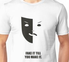 You Make IT - Business Quotes Poster Unisex T-Shirt