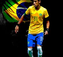 Neymar Jr Graphic by cristelleshub