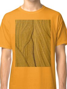 Patterns in the sand 1 Classic T-Shirt