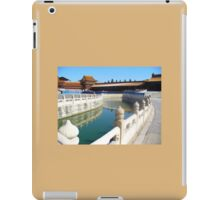 Inside the Forbidden City iPad Case/Skin