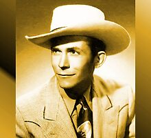 Hank Williams Old Photo by jerry2011