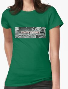 Beyond The Lens Images  Womens Fitted T-Shirt