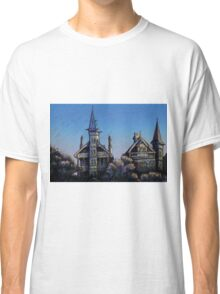 Witches' Houses, Johnston St, Annandale Classic T-Shirt