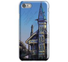 Witches' Houses, Johnston St, Annandale iPhone Case/Skin