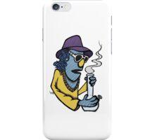 Zoot Smoking Weed iPhone Case/Skin