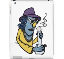 Zoot Smoking Weed iPad Case/Skin
