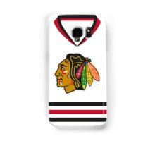 Chicago Blackhawks Away Jersey Samsung Galaxy Case/Skin