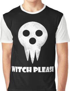 soul eater- witch please Graphic T-Shirt