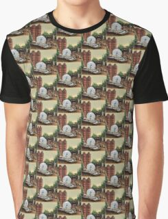 El Alamein Fountain, Kings Cross Graphic T-Shirt