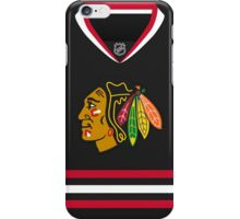 Chicago Blackhawks 2008-09 Alternate Jersey iPhone Case/Skin