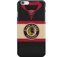 Chicago Blackhawks 2009 Winter Classic Jersey iPhone Case/Skin