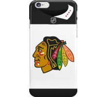 Chicago Blackhawks 2016 Stadium Series Jersey iPhone Case/Skin