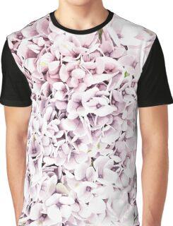 Hydrangeas Graphic T-Shirt