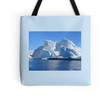 Marshmallow ice Tote Bag
