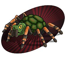 Mutant Zoo - Tutlerantula Photographic Print