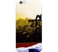 The Water of Mars iPhone Case/Skin