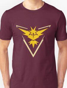 PokemonGo Yellow Instinct Team Unisex T-Shirt