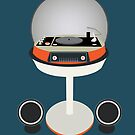 Funky Little Player by modernistdesign