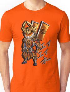 Triumphant Orange Unisex T-Shirt