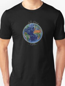 All One Earth Unisex T-Shirt