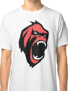 Deadly mean and mad Animal Monkey Classic T-Shirt