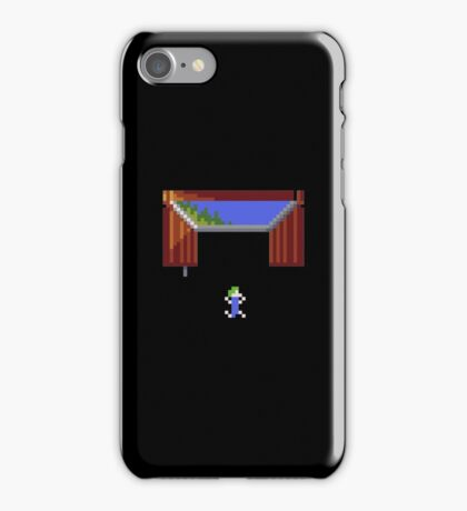 Cloudy with a chance of lemmings iPhone Case/Skin