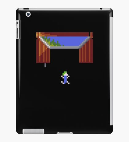 Cloudy with a chance of lemmings iPad Case/Skin