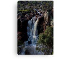 Nigretta Falls - Vic, Australia Canvas Print