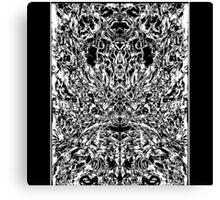 Ectospasm Canvas Print