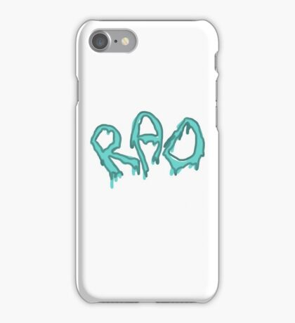 RAD! iPhone Case/Skin