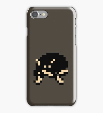 Don't wake up a sleeping dog iPhone Case/Skin