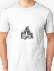 Castle - TV show Unisex T-Shirt