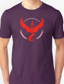 Pokemon GO: Team Valor (Red) Unisex T-Shirt