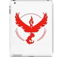 Pokemon GO: Team Valor (Red) iPad Case/Skin