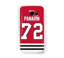 Chicago Blackhawks Artemi Panarin Jersey Back Phone Case Samsung Galaxy Case/Skin