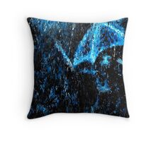 Les Belle Throw Pillow