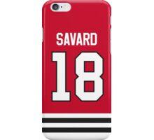 Chicago Blackhawks Denis Savard Jersey Back Phone Case iPhone Case/Skin