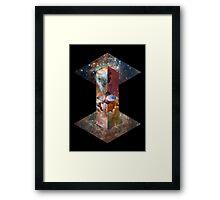 Spocecolumn Framed Print
