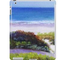 Ocean View # 801 iPad Case/Skin