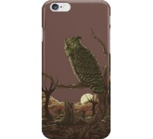 Old Hunter iPhone Case/Skin