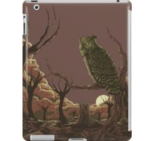 Old Hunter iPad Case/Skin