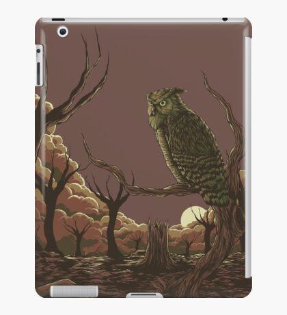 Old Hunter iPad Case/Skin