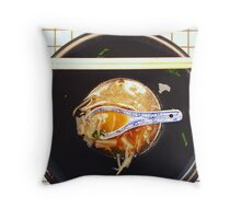 Comfort Food: Phinished Pho Throw Pillow