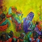 A Slash Of Colour by Diko